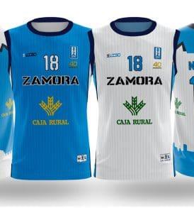 Equipación Doble Cantera CB Zamora