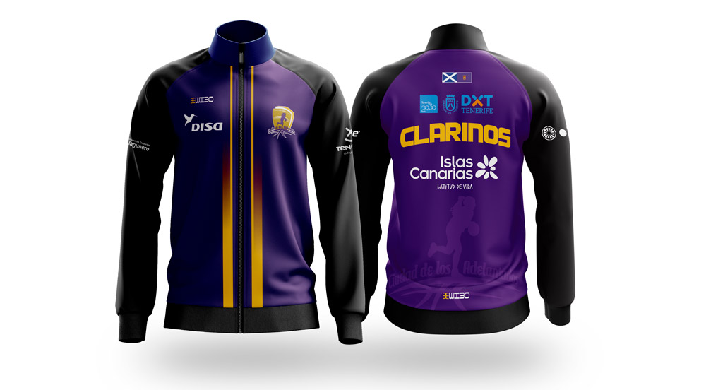 CLARINOS-Chaqueta