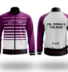 Chandal con Chaqueta con cremallera CB ZONA 5