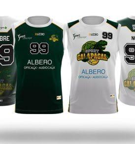 Equipación Reversible Sport CD Galapagar