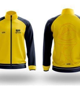 Chandal con chaqueta B86 LA SALLE